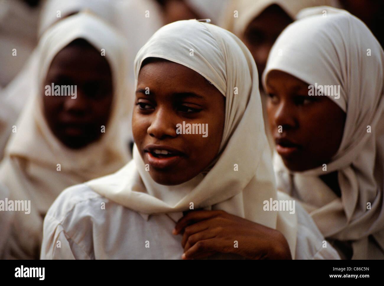 Tanzanian muslim wedding