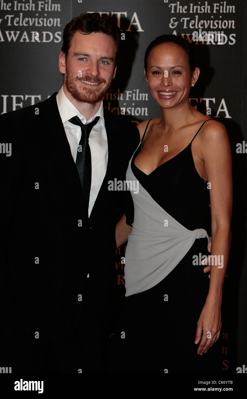 Michael Fassbender And Leasi Andrews Images & Pictures - Becuo Michael Fassbender