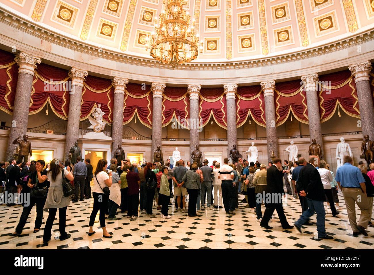Guided Tour Capitol Washington