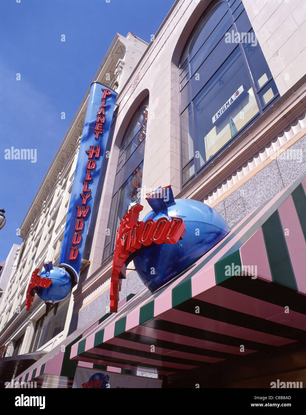 Planet Hollywood, Union Square, San Francisco, California, United ...