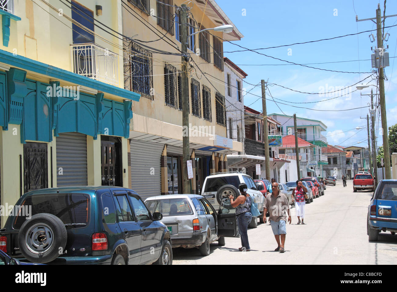 Buy And Sell Cars In Belize