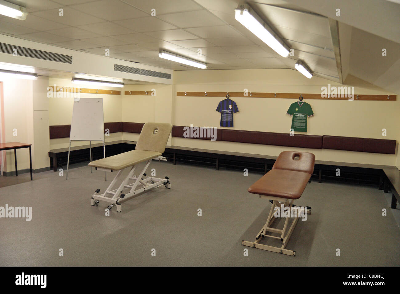 Pictures of home dressing rooms.