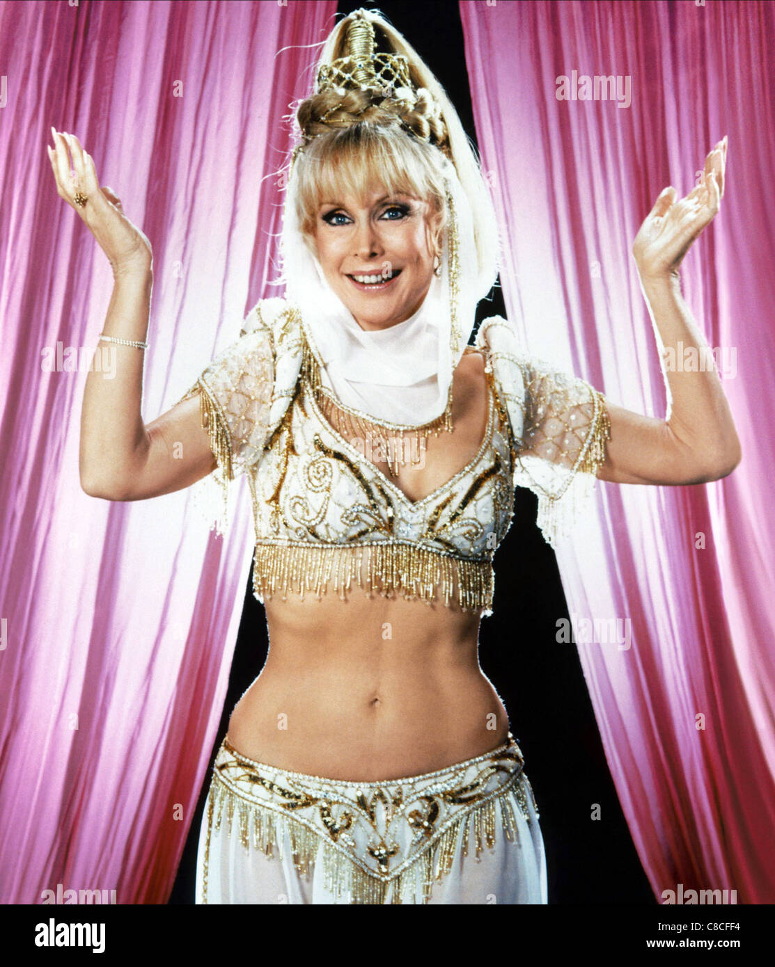 I Dream Of Jeannie Naked