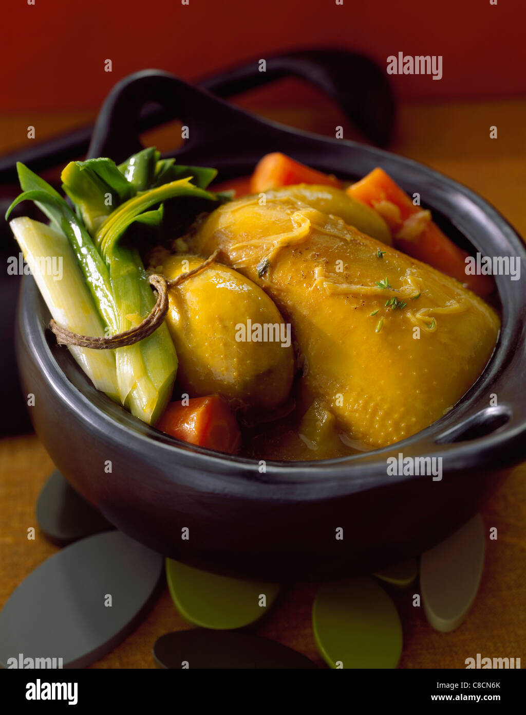 poule au pot stock photo royalty free image 39618059 alamy