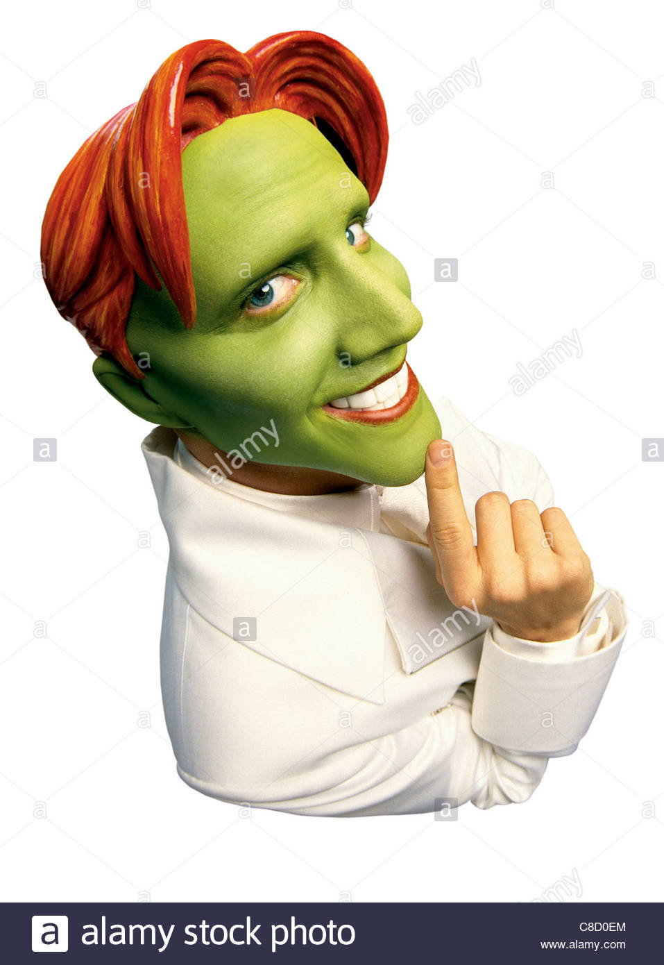 JAMIE KENNEDY SON OF THE MASK (2005 Stock Photo, Royalty Free ...