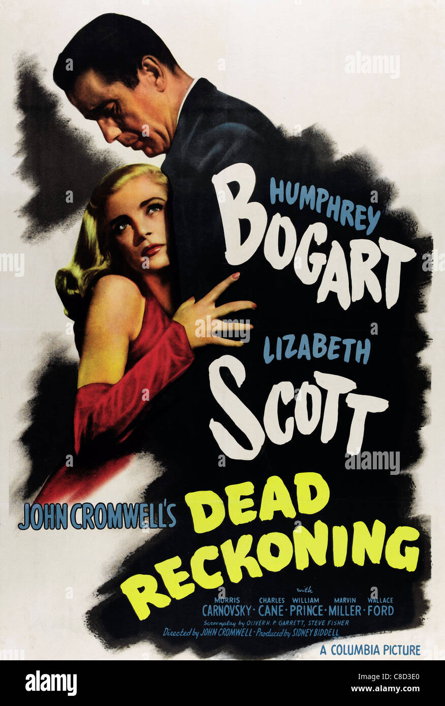 Lizabeth Scott poster