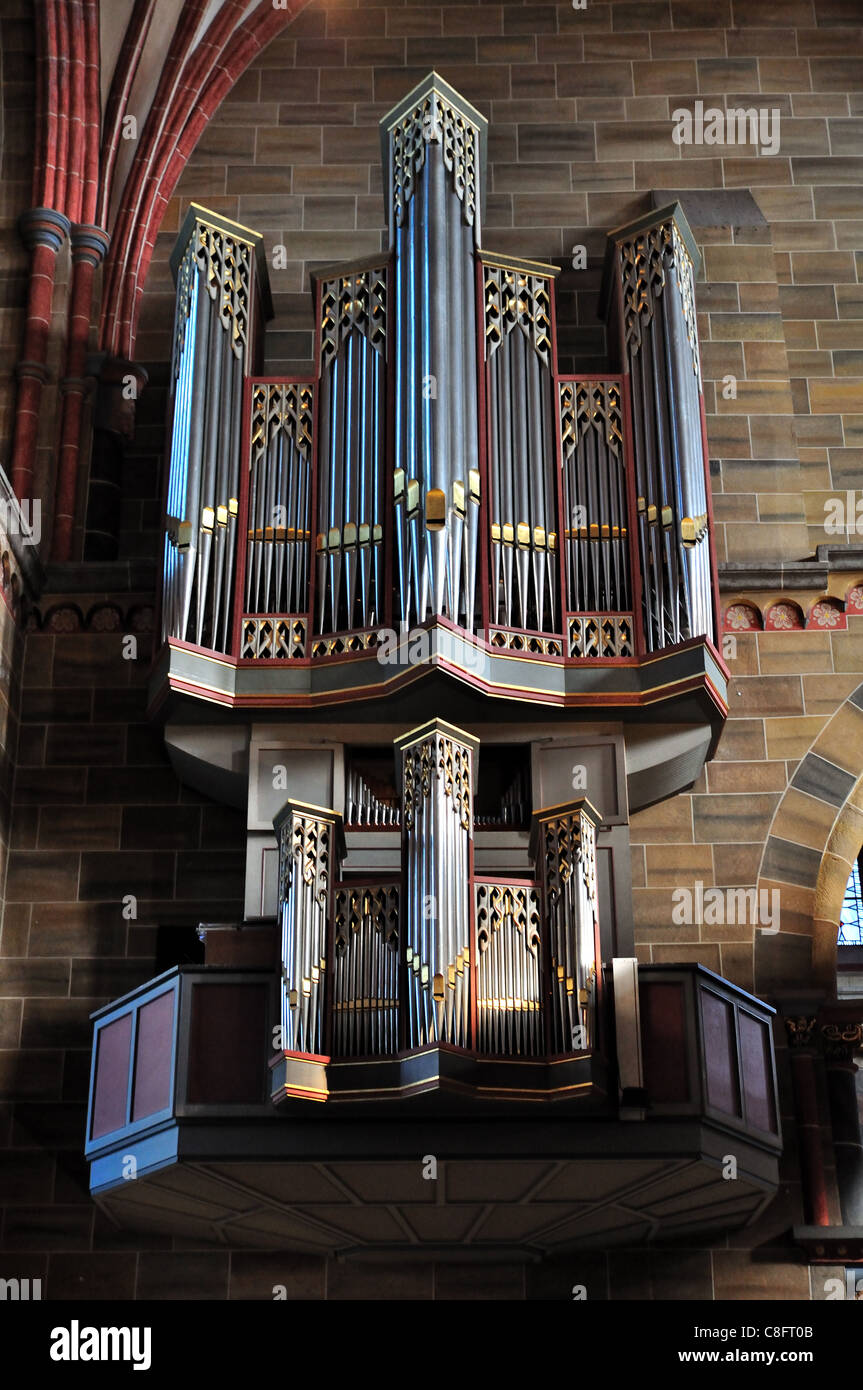 Pipe organ in the cathedral of bremen germany stock photo royalty free image 39686091 alamy - Inside mobel bremen ...