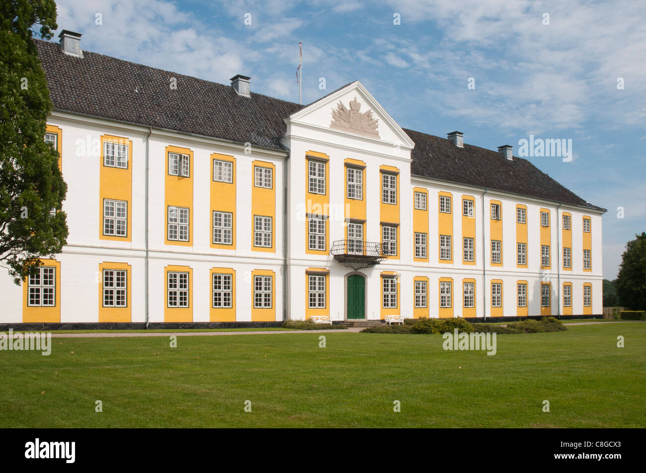 a*site:cheezepizza.blogspot.com ls-island Augustenborg Palace, <b>Als Island</b>, South Denmark, Europe Stock Photo