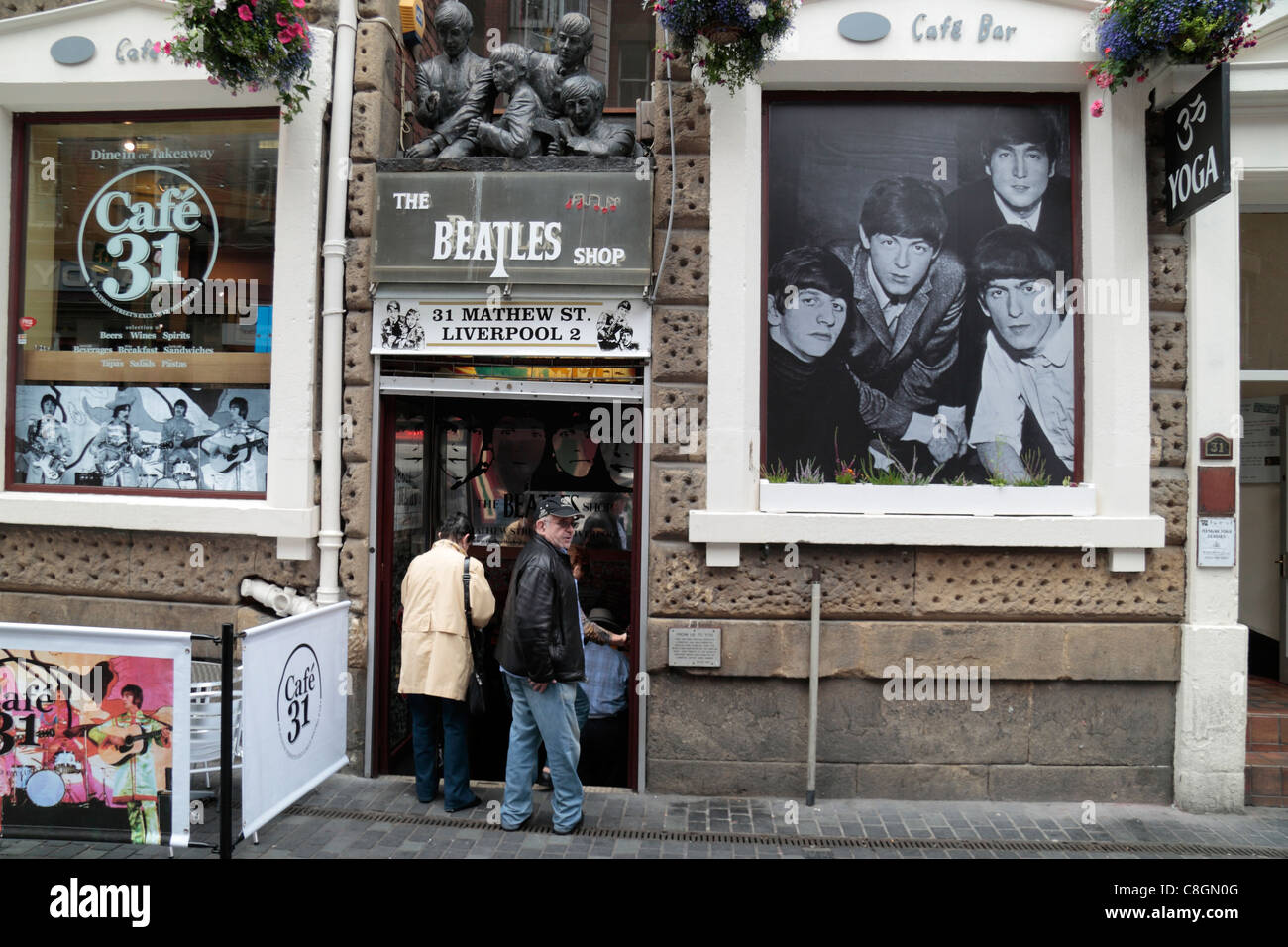 the beatles merchandise uk
