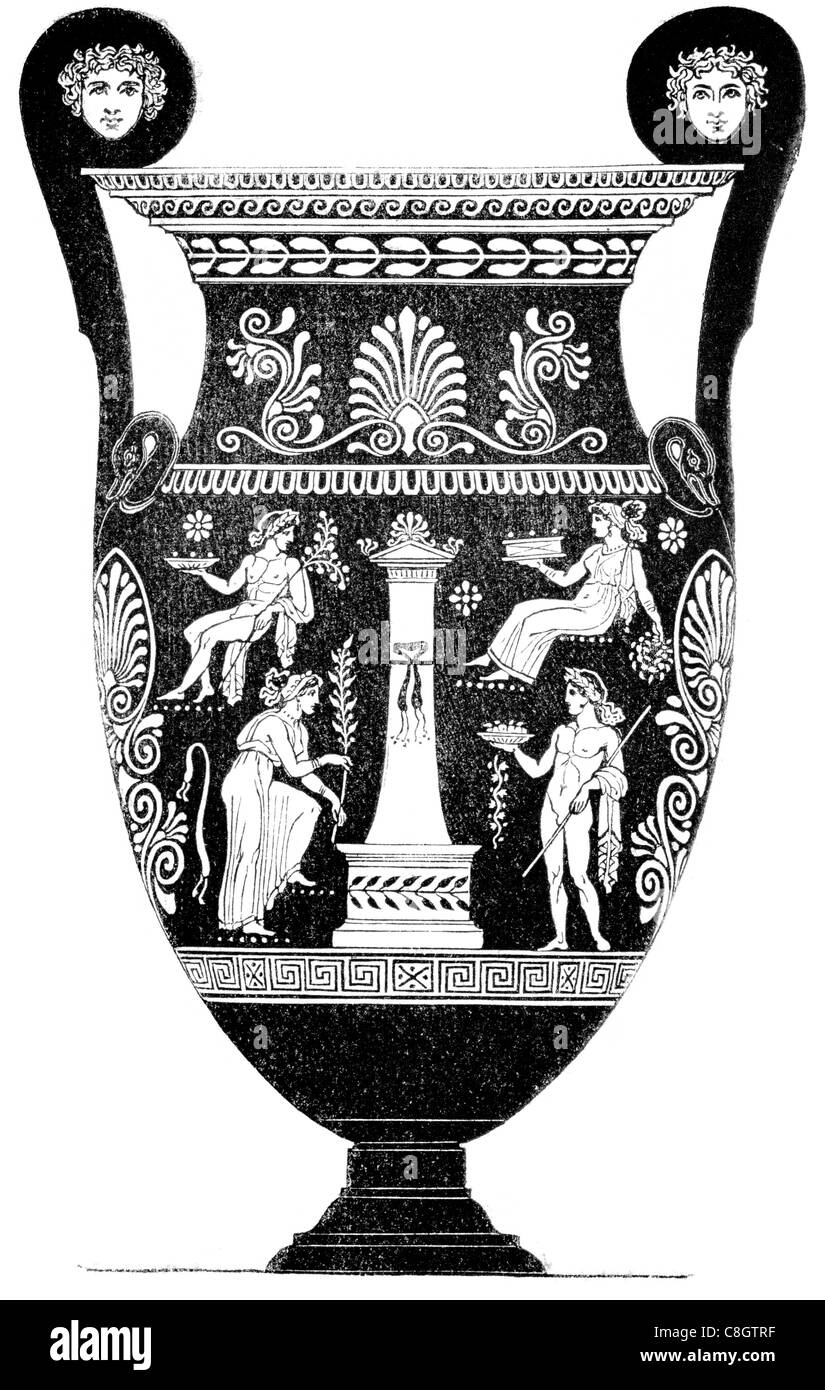Etruscan black figure vase painting 7th 4th bc greek etruscans etruscan black figure vase painting 7th 4th bc greek etruscans pottery etruria richly decorated vases grave corinth pontic gods reviewsmspy