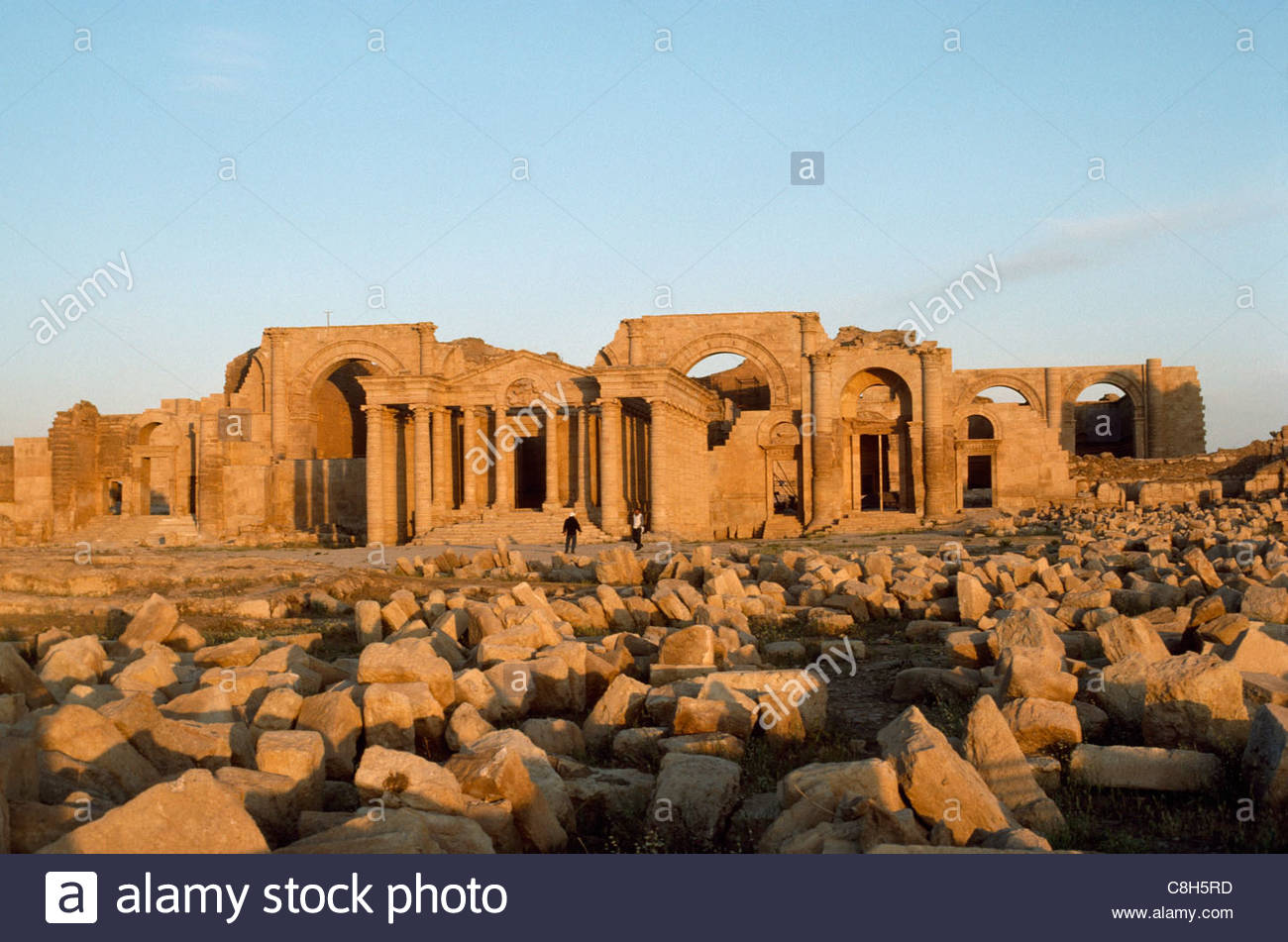 the-remains-of-the-ancient-parthian-city