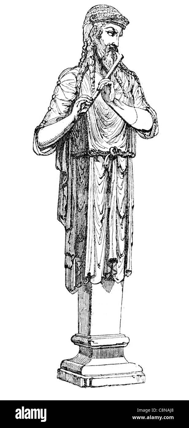 Greek mythology black and white stock photos images alamy terminal statue pan greek religion mythology mythological god wild shepherd flock nature mountain hunting rustic buycottarizona