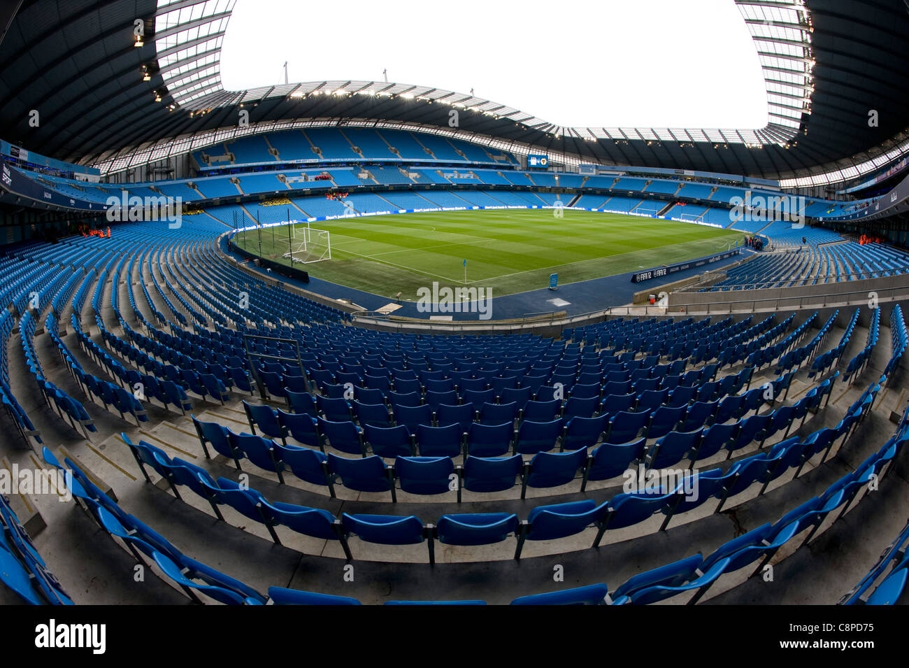 City Of Manchester Stadium: The City Of Manchester Stadium, Also Known As The Etihad