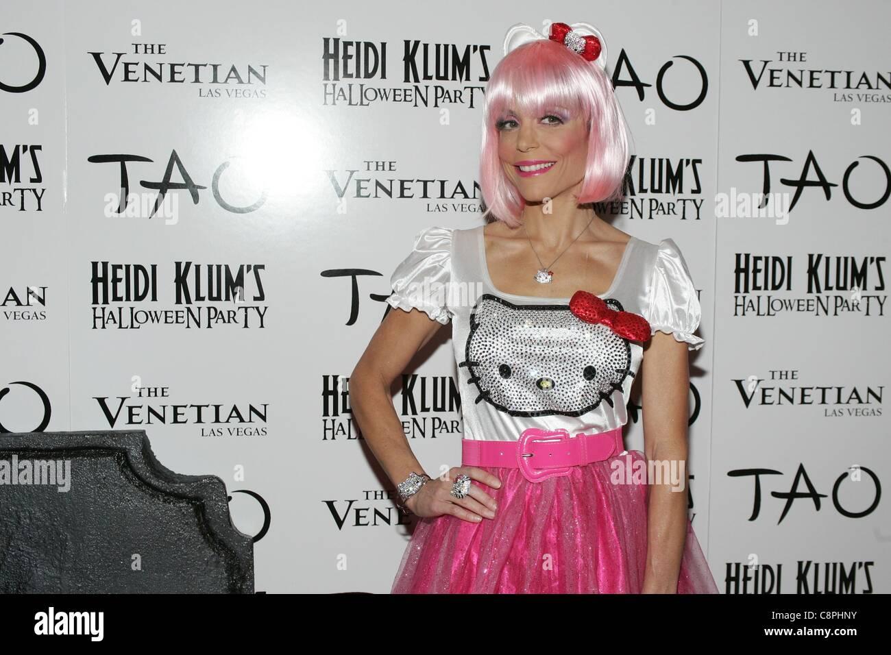 Bethenny Frankel in attendance for Heid Klum Halloween Party at ...
