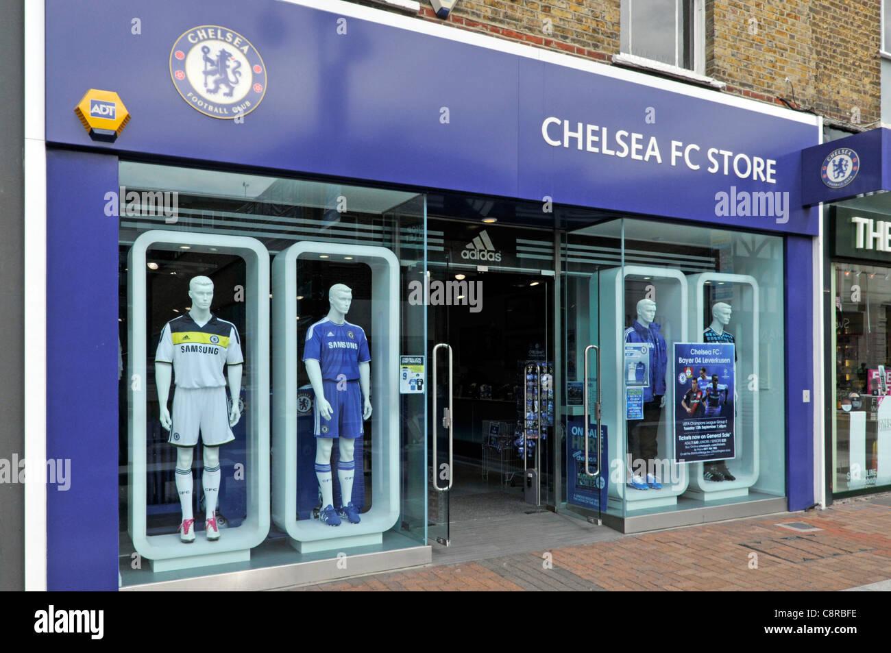 Chelsea Fc Shop