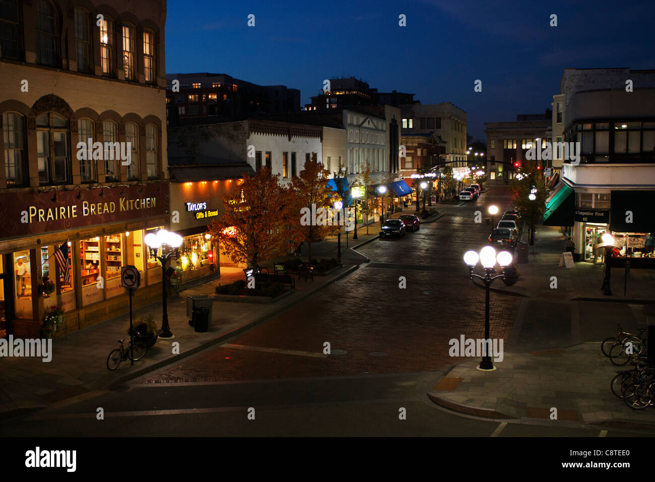 Evening_on_Marion_Street_and_Downtown_Oa