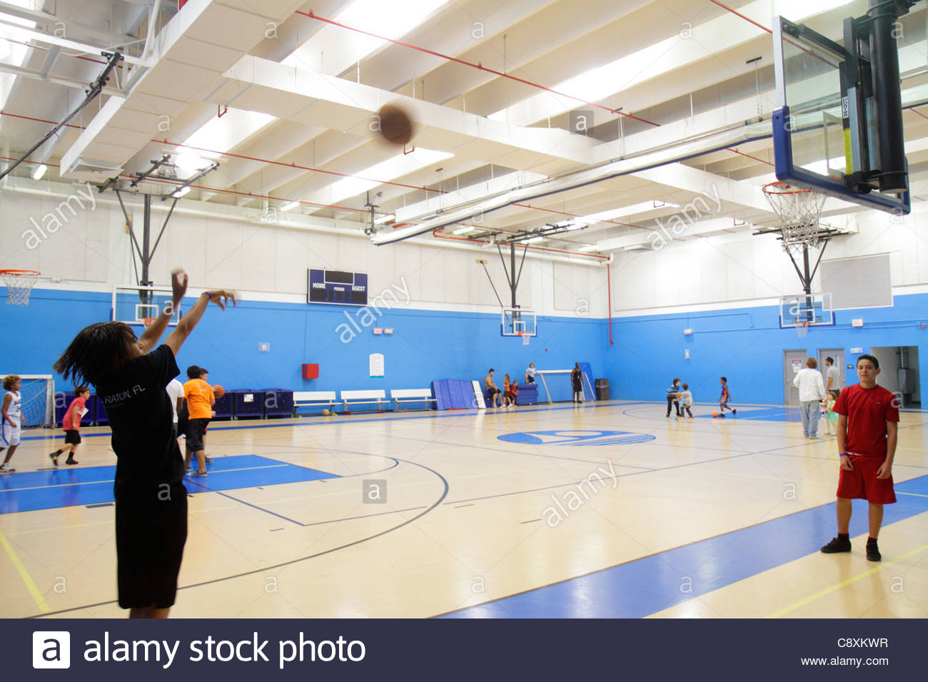 Stunning Free Indoor Basketball Courts Pictures