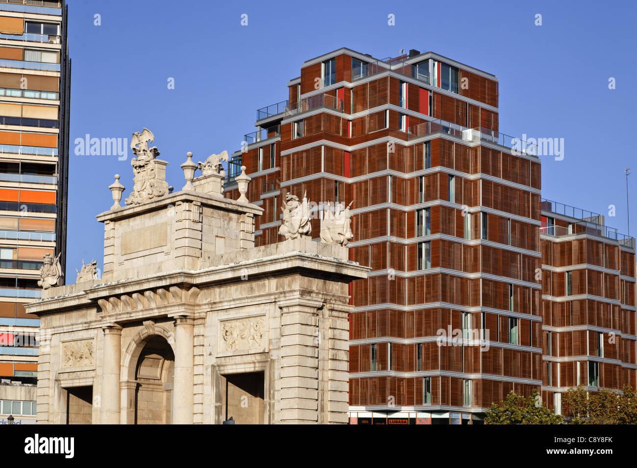 Modern Architecture Real Estate plaza porta del mar, modern architecture, real estate, valencia