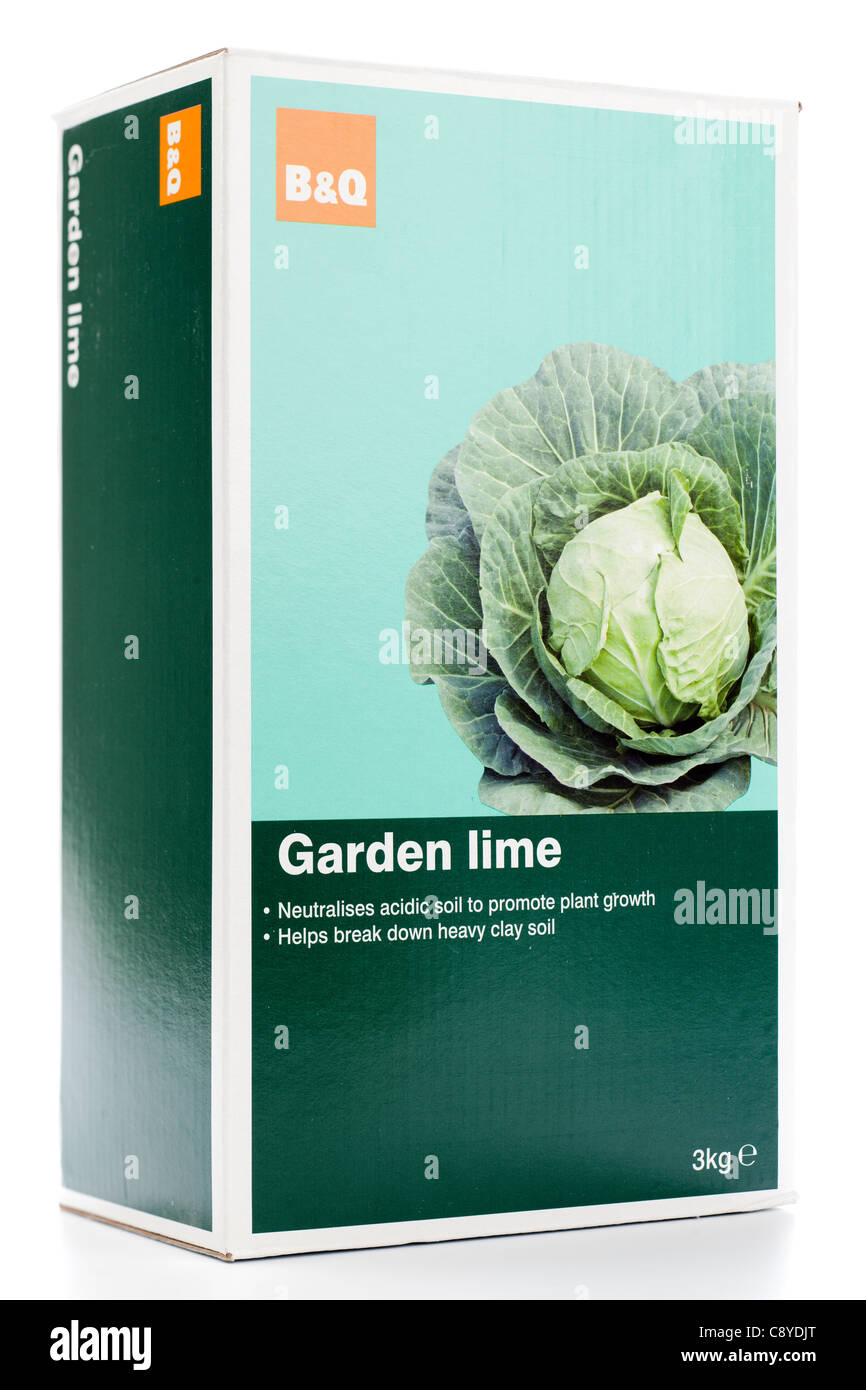 3 kg box of b q garden lime acidic soil conditioner stock. Black Bedroom Furniture Sets. Home Design Ideas