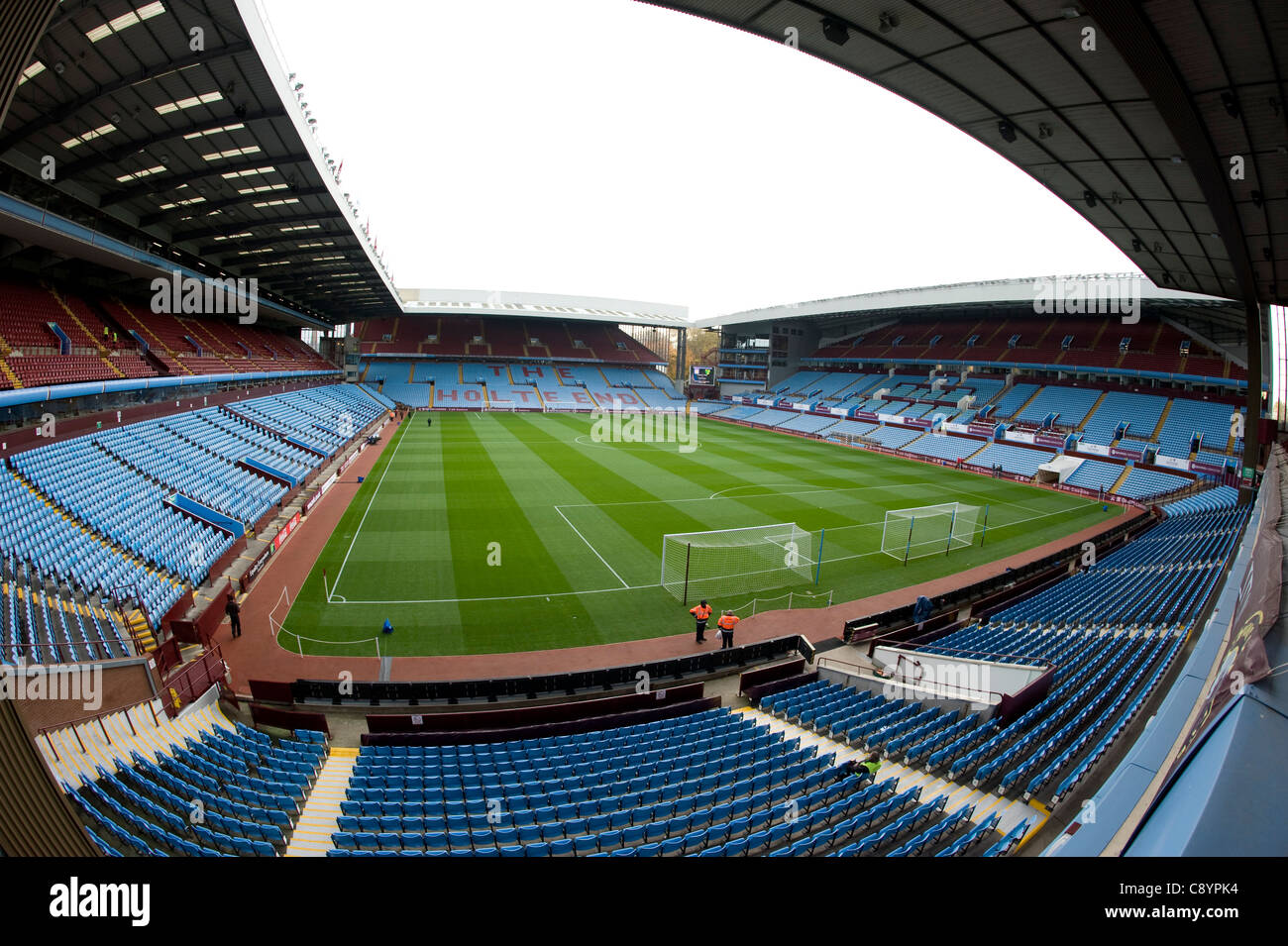 Villa Park Stadium Birmingham Home Ground To Aston