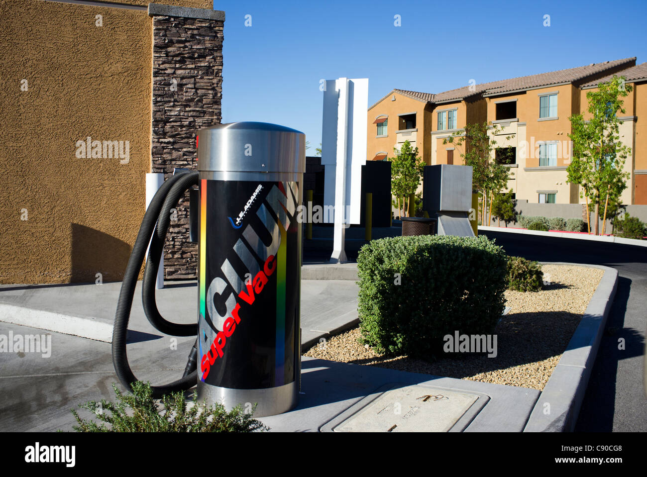 A coin operated vacuum at a gas station car wash in las vegas a coin operated vacuum at a gas station car wash in las vegas nevada solutioingenieria Choice Image