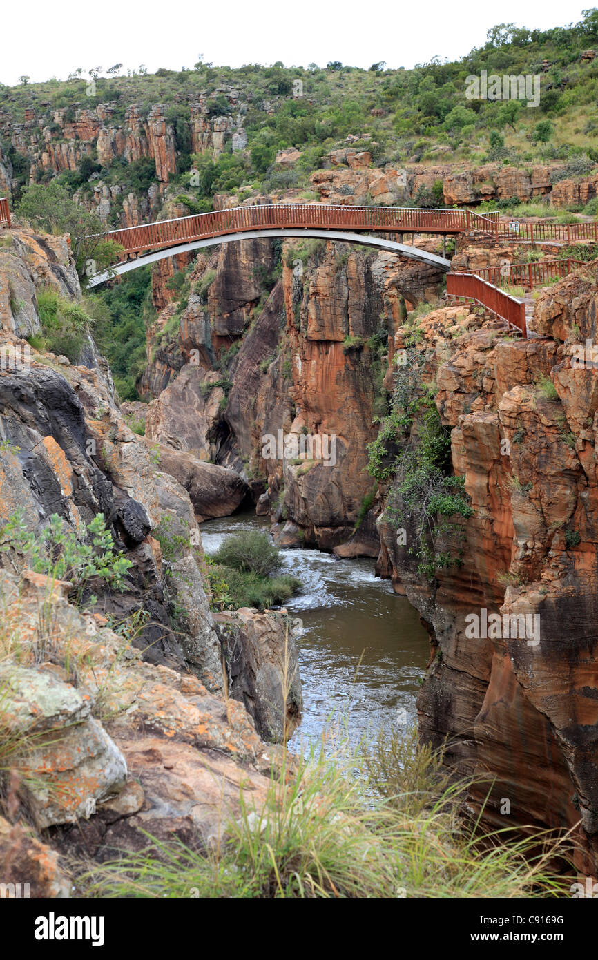 The Blyde River Canyon Is A Spectacular Landscape And The Third - What is the third largest river in the world