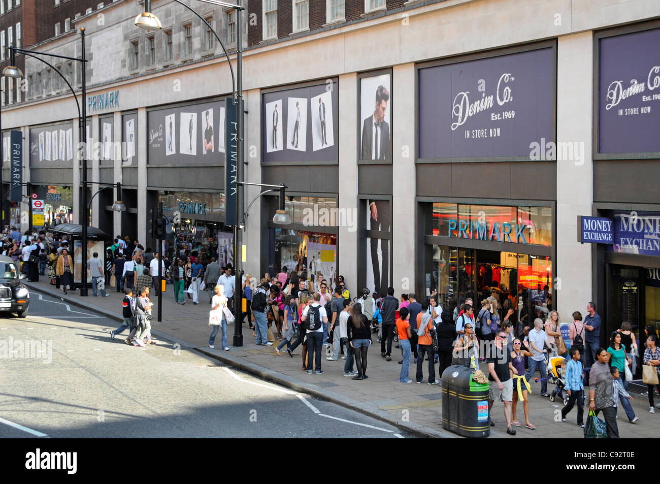 Great Clothing Stores In London