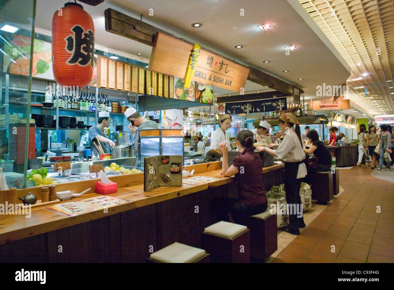 Suntec Food Court