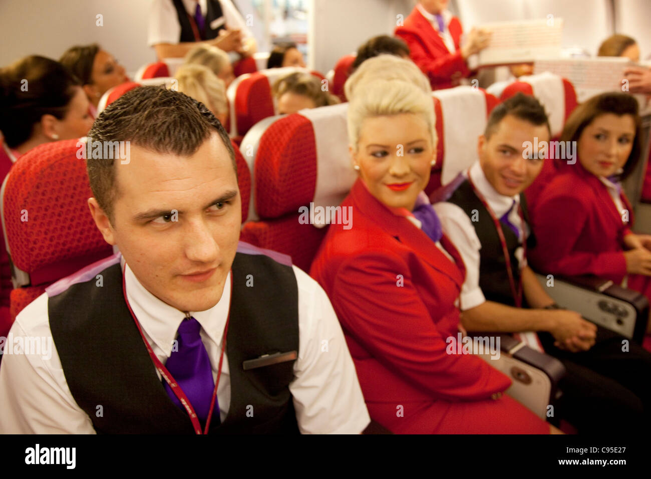 Cabin Crew Jobs at Virgin Atlantic