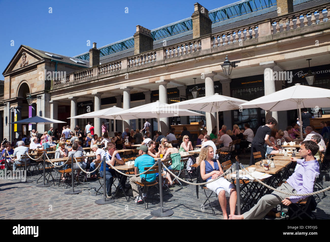Covent Garden Restaurants Garden Ftempo