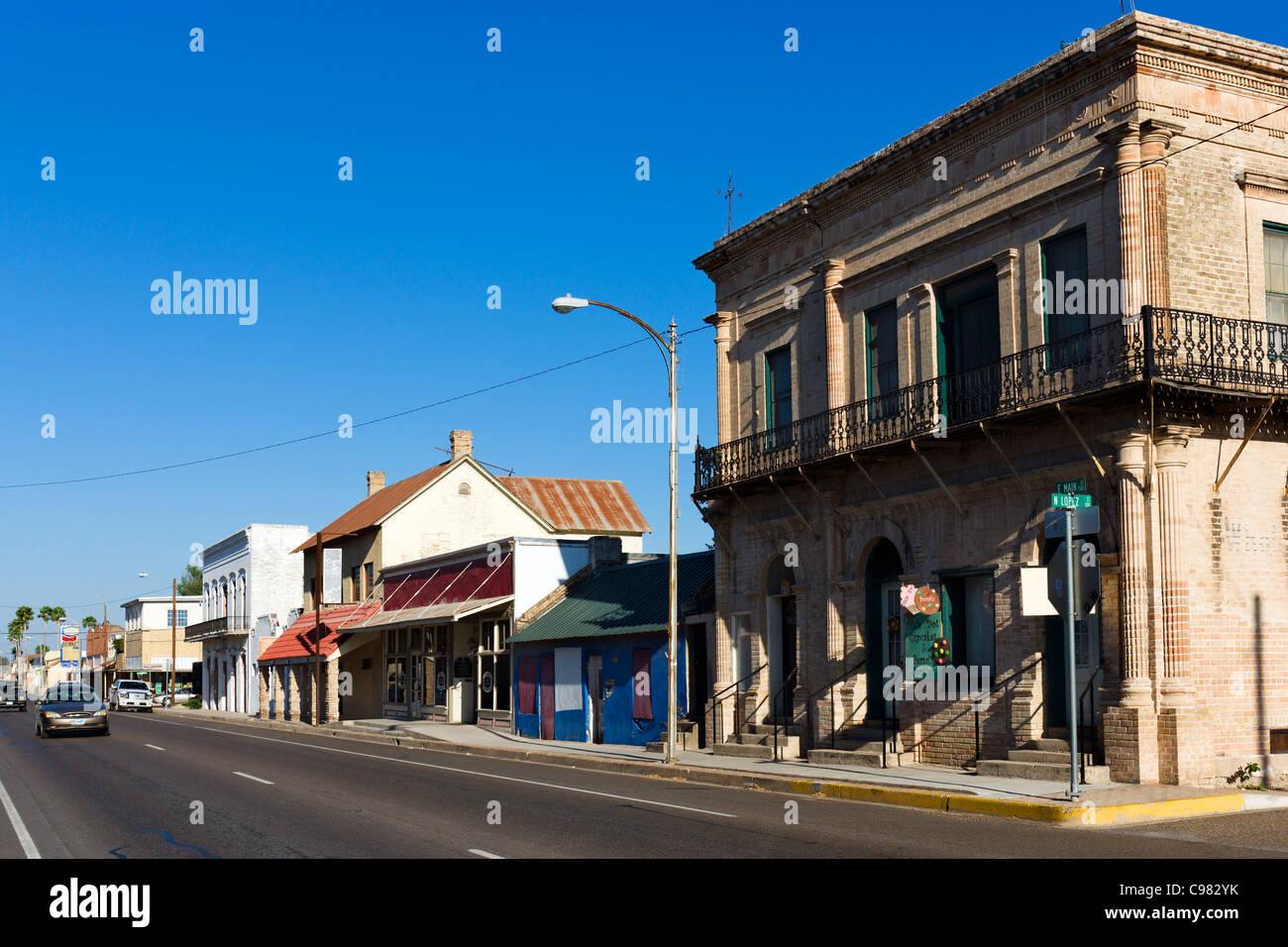 Laredo to Brownsville