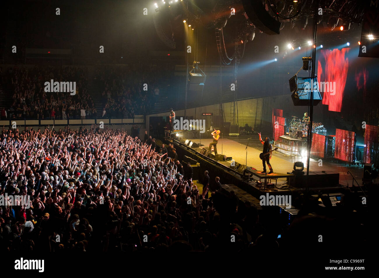 Disturbed Tour  Usa