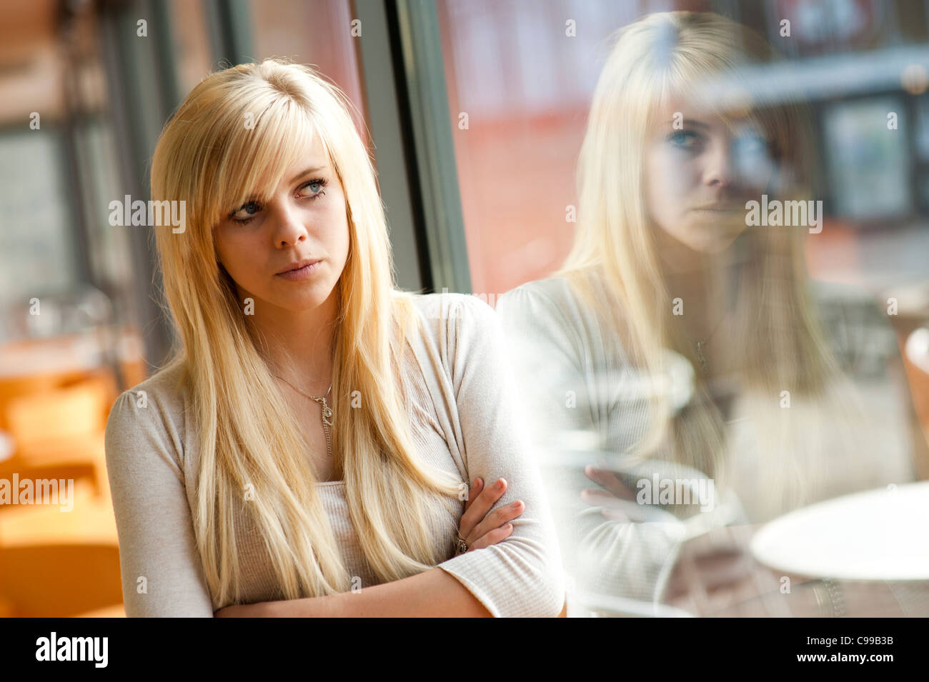 Slim Blonde Teens 75