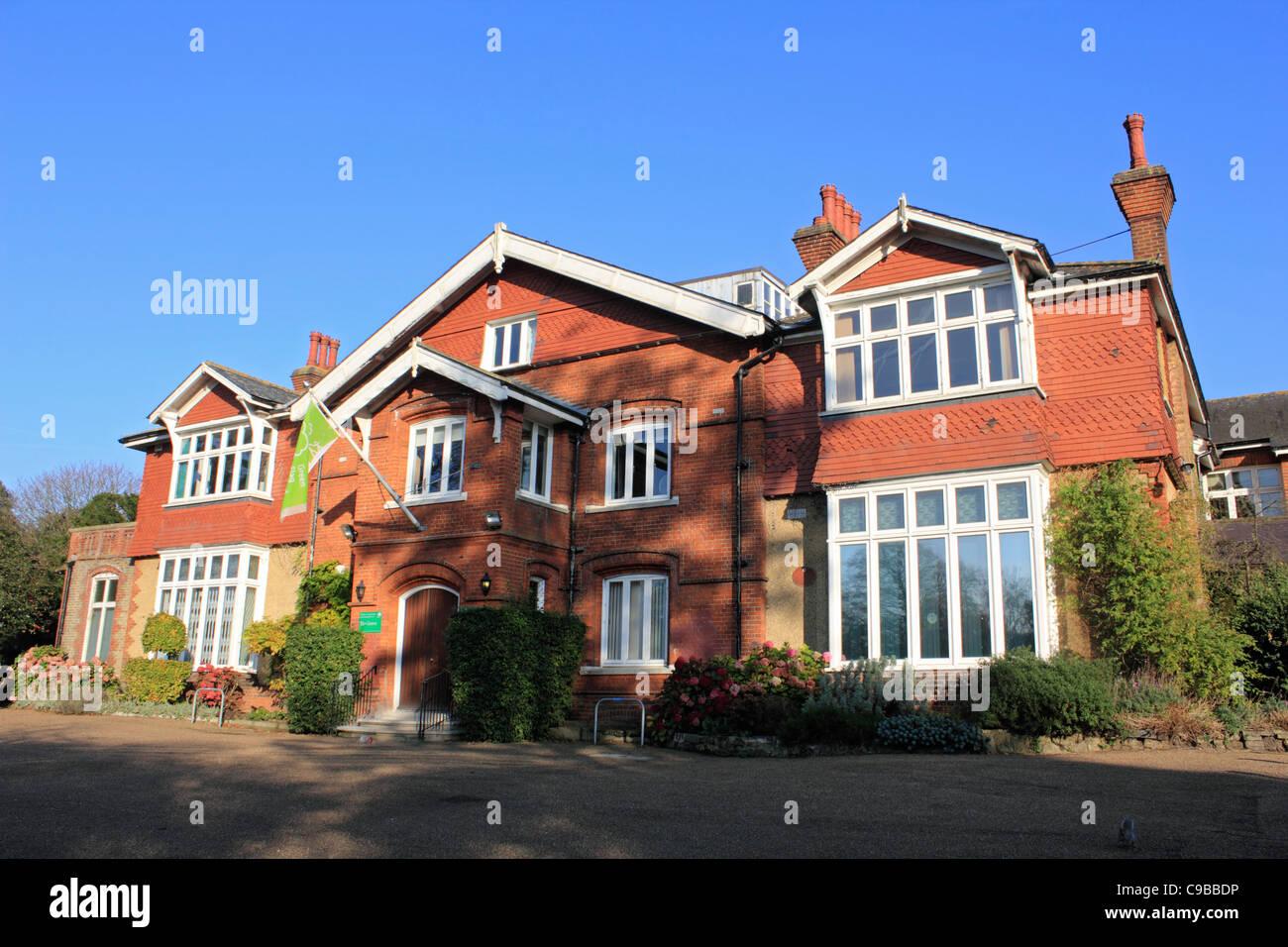 Grove house grove park carshalton england uk stock photo for Grove park house