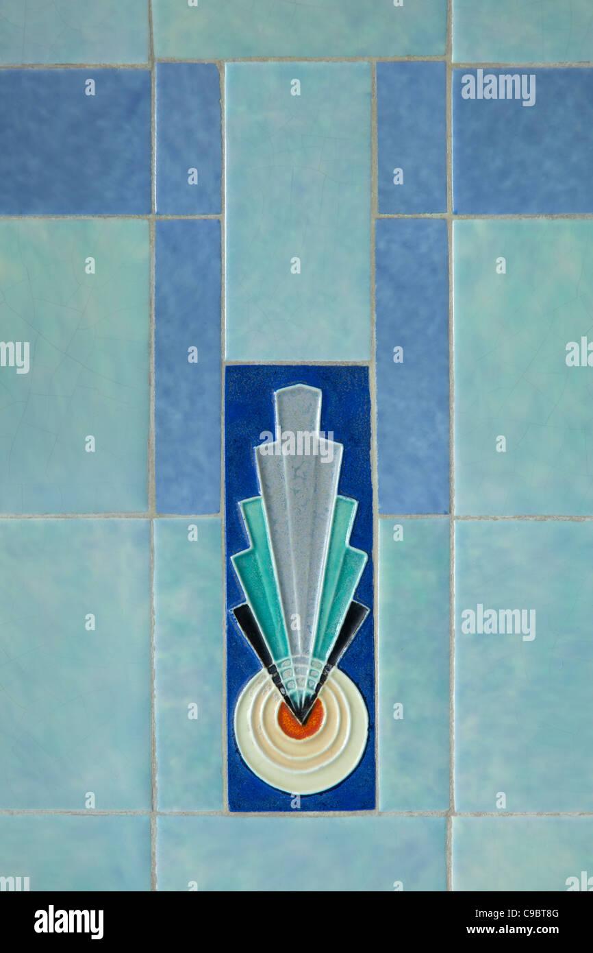 Art deco ceramic tiles stock photo royalty free image 40213168 art deco ceramic tiles dailygadgetfo Gallery