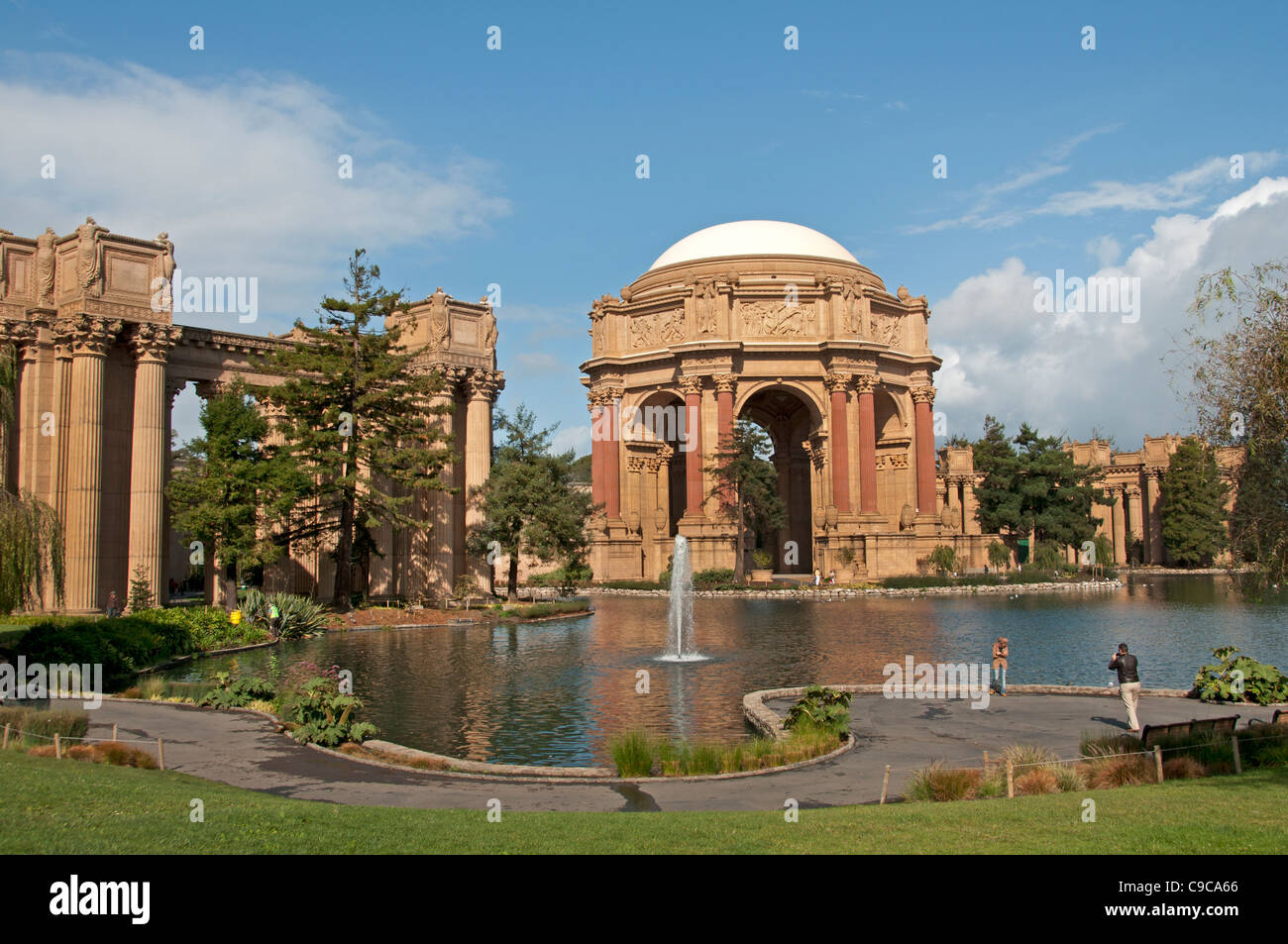 San francisco palace of fine arts museum california usa for San francisco museum of art