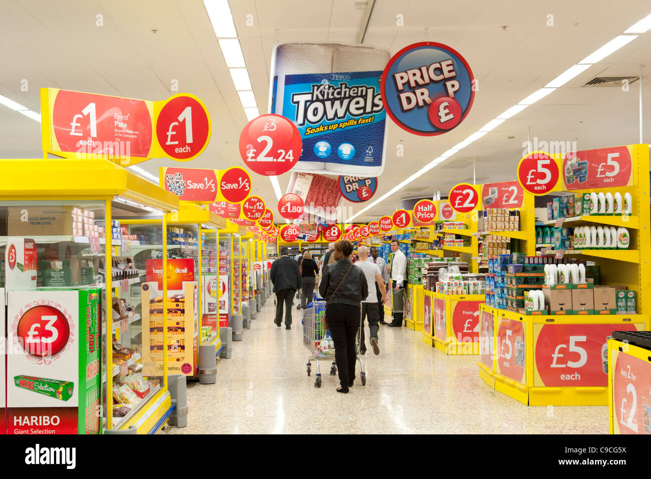 Tesco is the market leader in British retail and one of the world's largest grocery retailers. Their Gift Cards are a superb gift idea for family or friends.