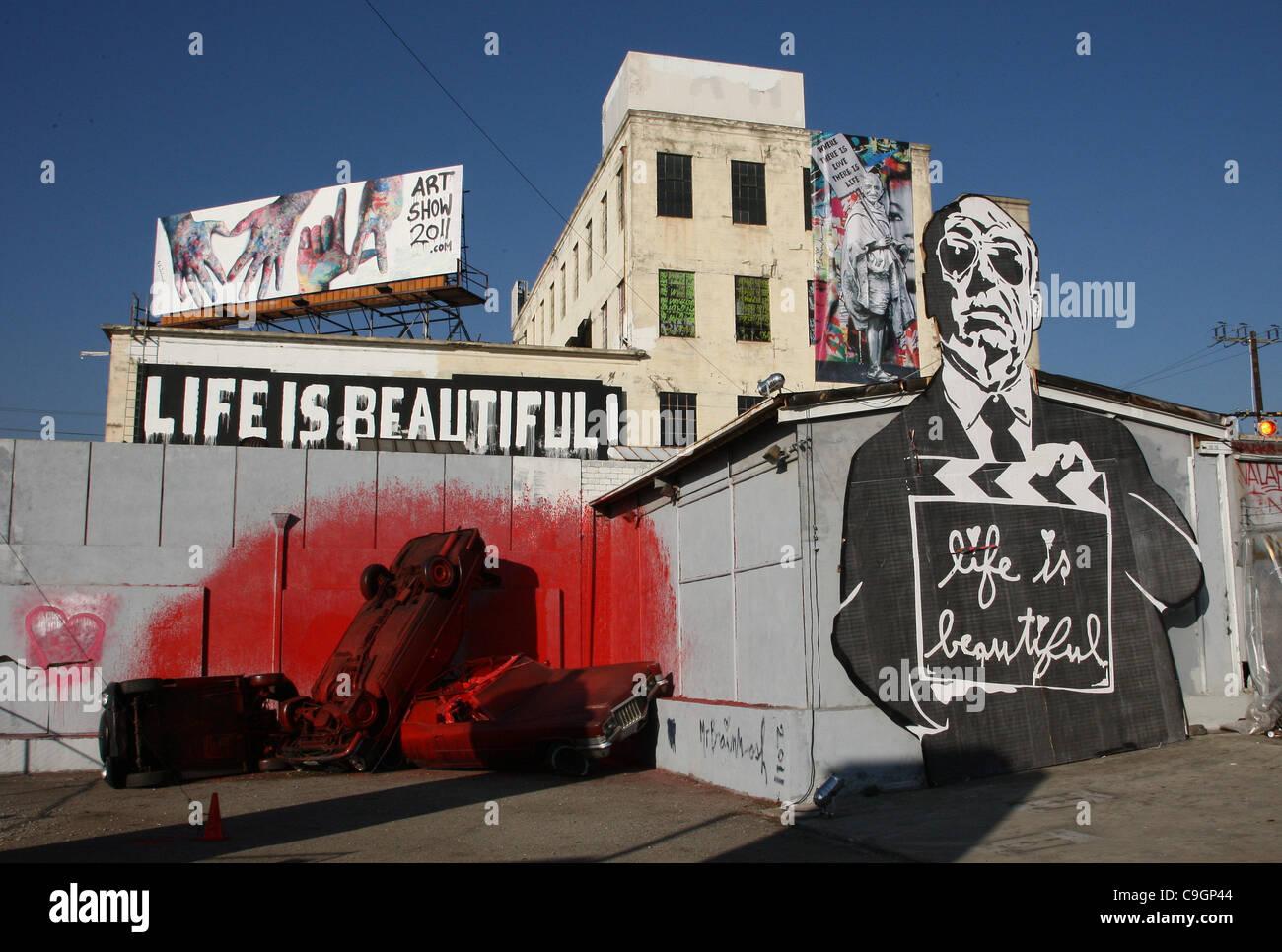 Life Is Beautiful Art Show 117