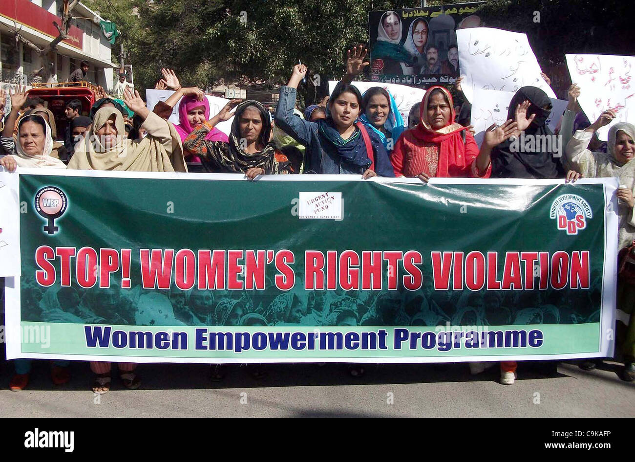 ngos and domestic violence against women in pakistan essay Free essay: the united nations declaration on the elimination of violence against women (1993) defines violence against women as any act of.
