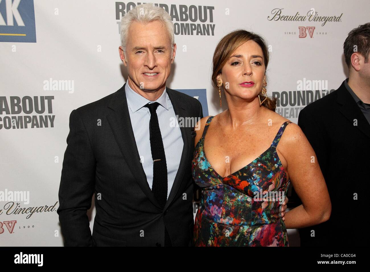 The Roundabout Theatre Company vowed to renovate the theatre in and re-opened it as the American Airlines Theatre on 30th June , after American Airlines agreed to donate $ million to help cover the costs of the renovation.