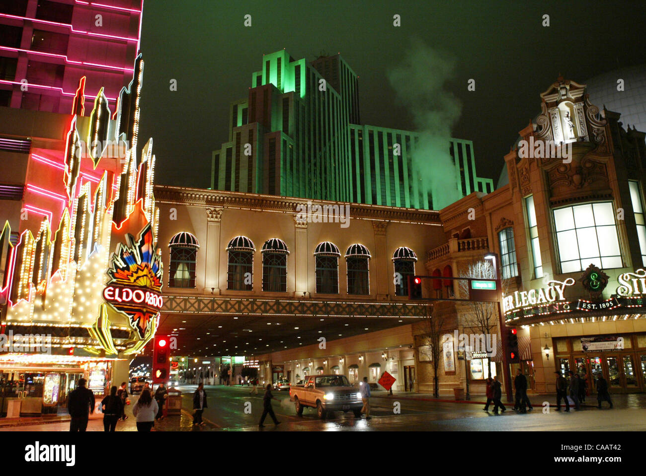 Silver legacy resort casino in reno nevada