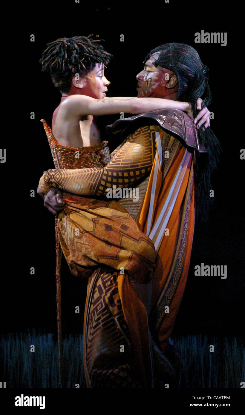 Young Simba Played By Alexander V Bass Hugs His Father