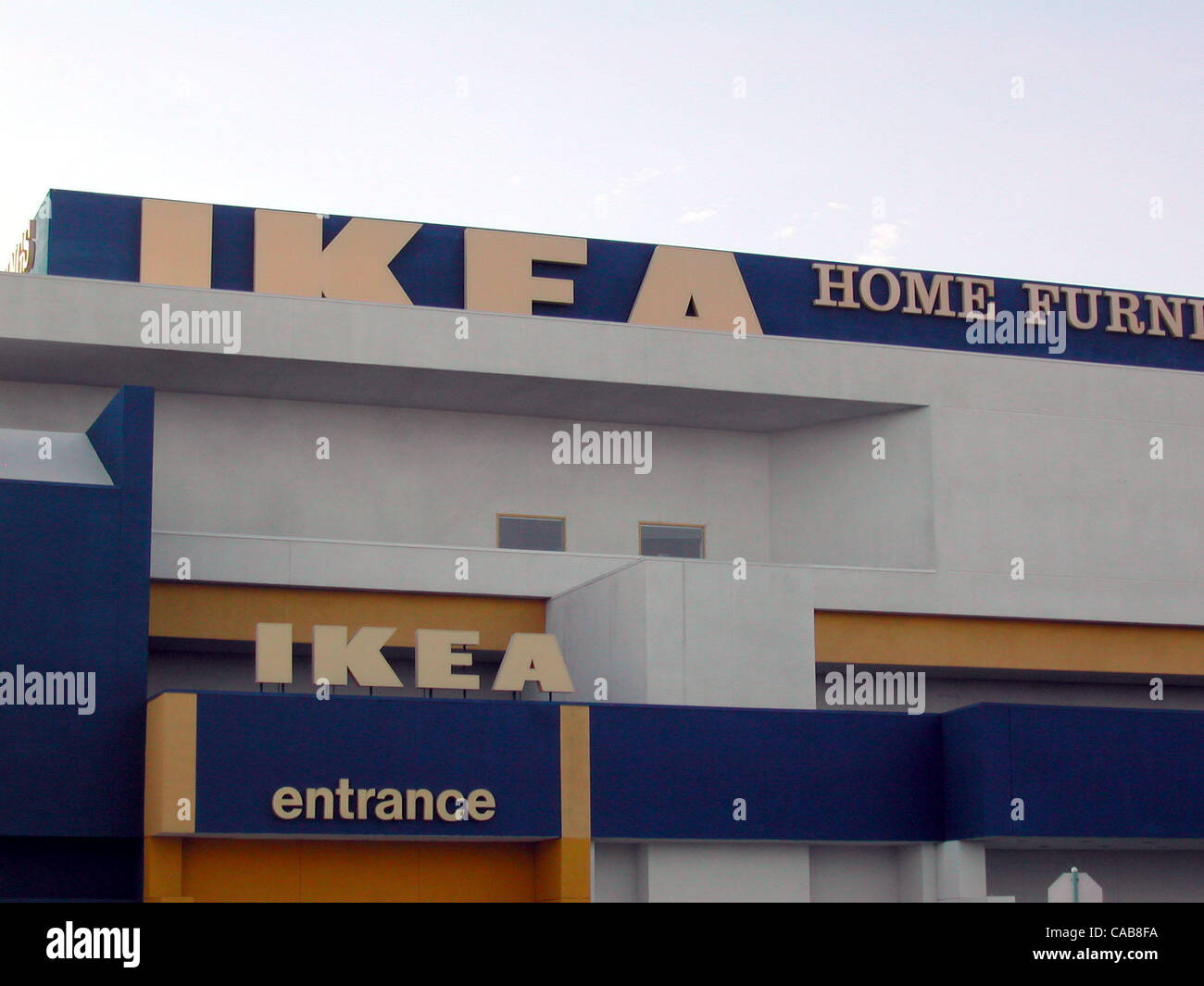 May 19 2004 los angeles ca usa the swedish home and for Ikea locations los angeles