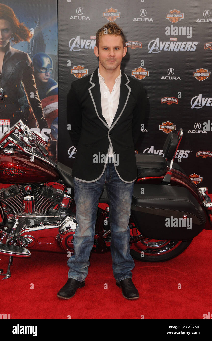 Dominic Monaghan 2012