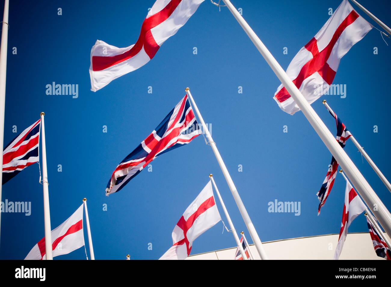 union jack british flag flags st georges cross pride uk bnp