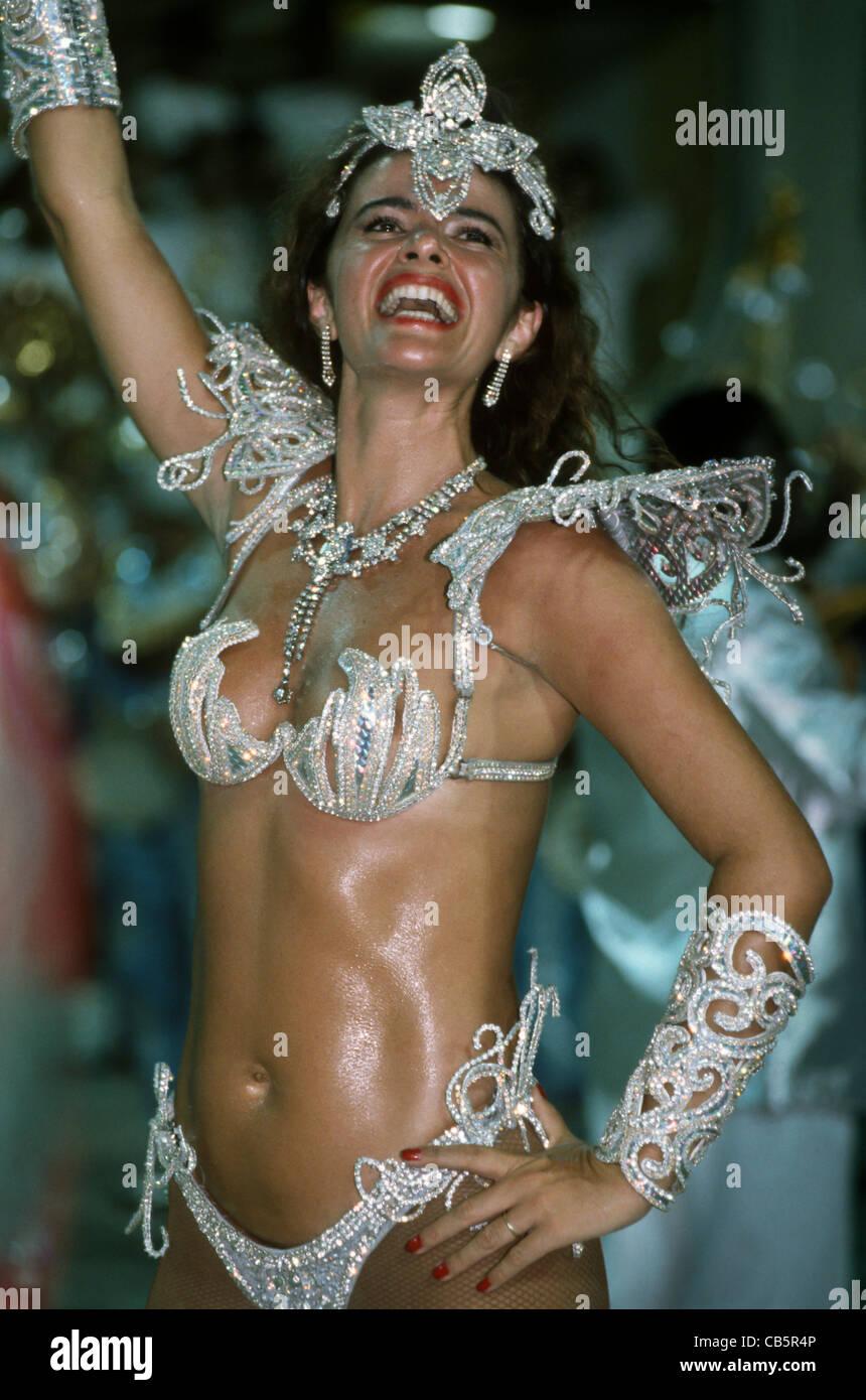 Samba dancer rio small bikini