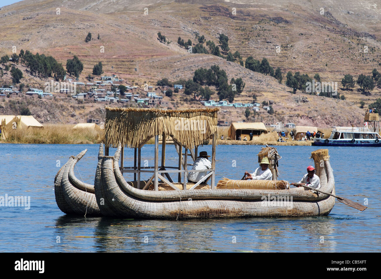 Lines In The Water Nature And Culture At Lake Titicaca