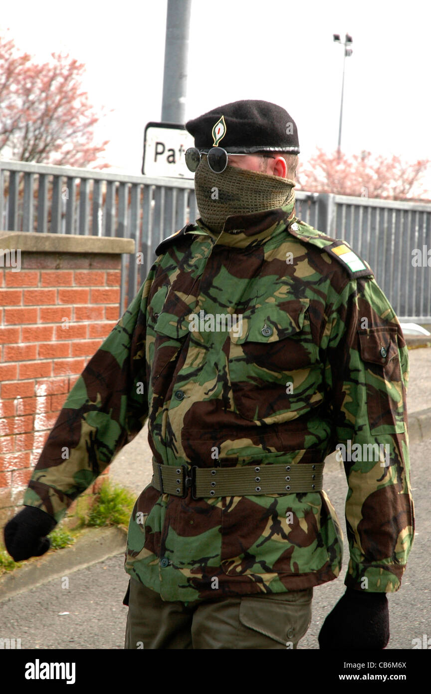 an analysis of irish republican army Groups like the fenians, the irish republican army through a variety of previous studies, a review of irish history and an analysis of.