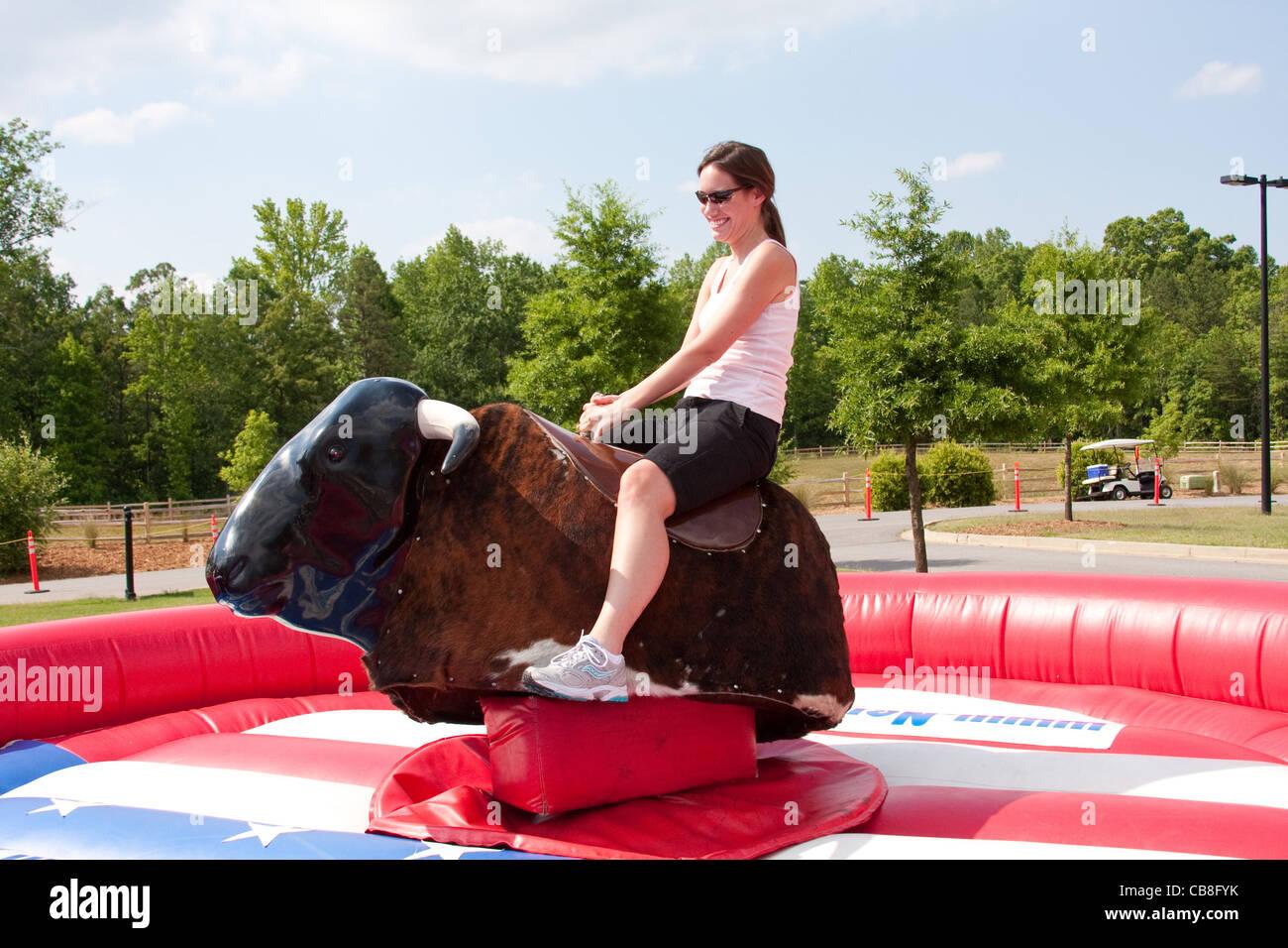 Mechanical Bull Riding In Orlando Fl