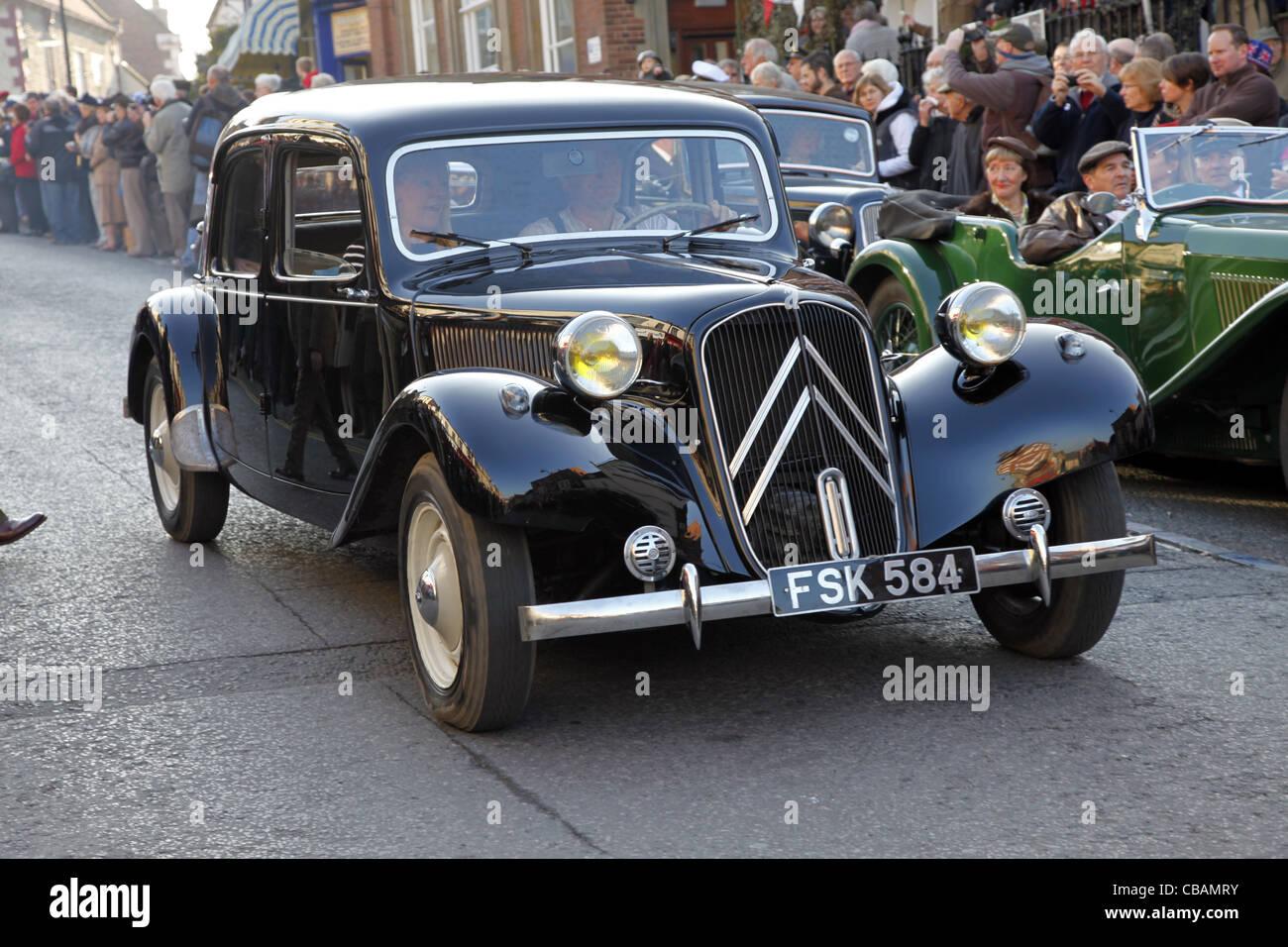 Citroen Bl Classic Car Pickering North Yorkshire
